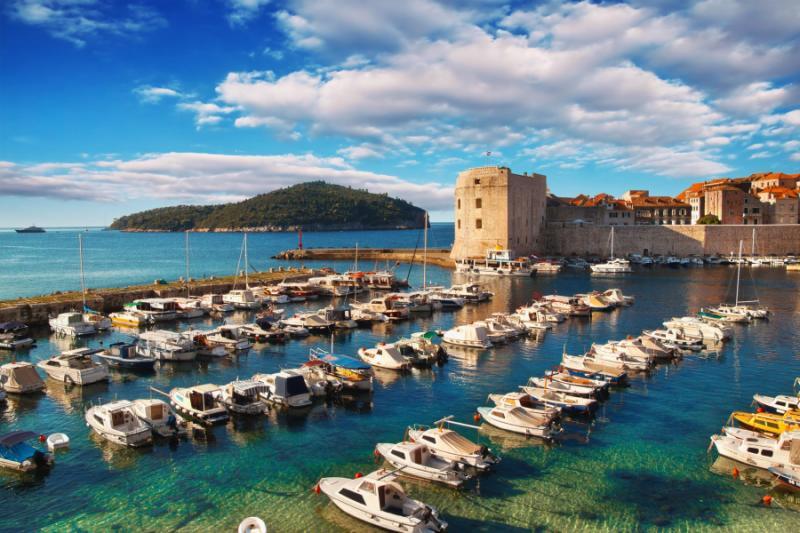Dubrovnik Croatia  city photos : Croatia Sailing and Kayaking Tour | Zicasso