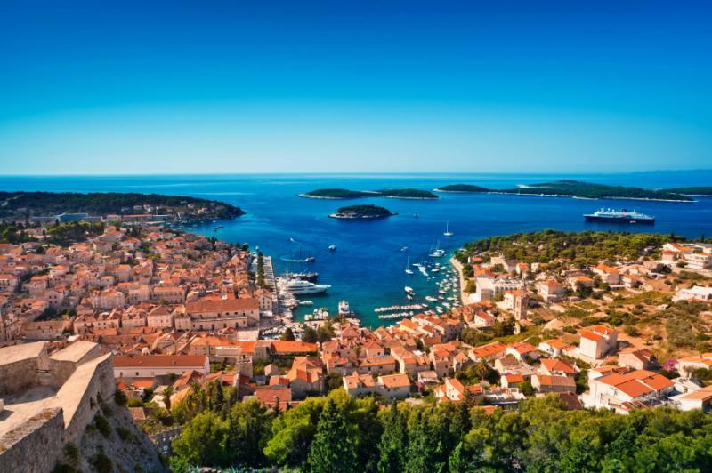 Croatia and game of thrones tour hvar dubrovnik split for Hvar tourismus