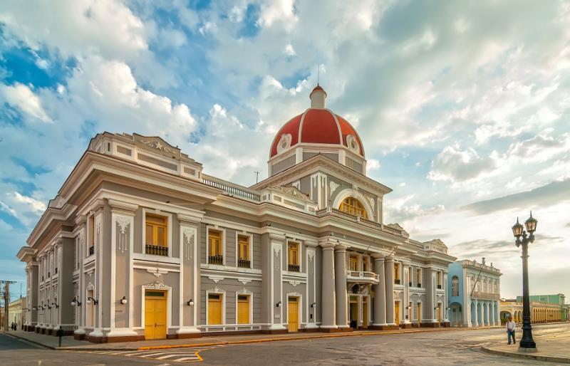 Retracing the Steps of Cuban History: Havana & Cienfuegos ...