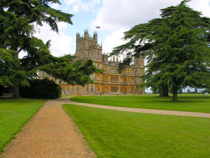 Highclere Castle Tour Tickets