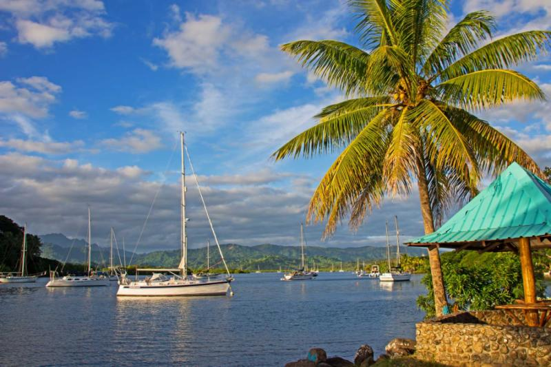 Beaches Of The South Pacific Tour Secluded Islands To
