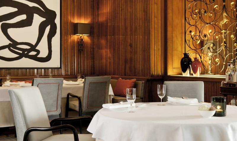 ... Restaurant And Bar Of Hotel Am Schlossgarten, A 5 Star Hotel Situated  In The ...