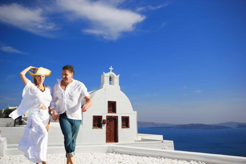 Honeymoon Destinations In Greece: Custom Greece Vacation: Santorini, Crete, Rhodes & Athens