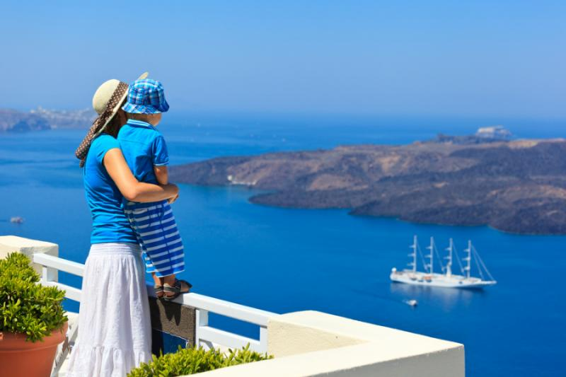 Greece Vacation Package For Families Zicasso - Greece tour packages