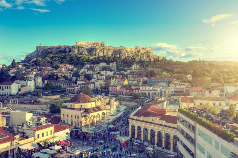 Greece Customized Tours