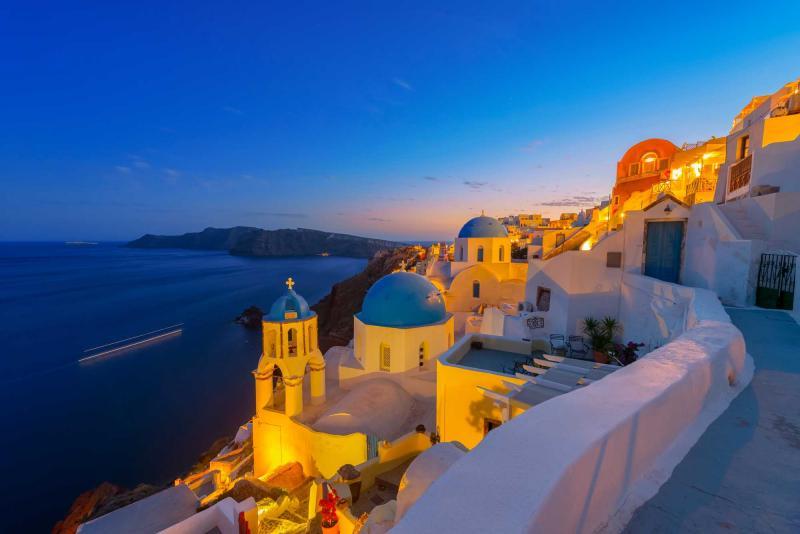 Best Greek Islands History
