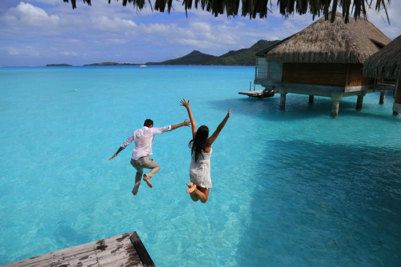 Romantic getaways for young couples