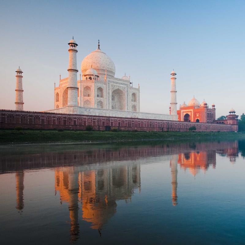 Classic India Tour Delhi Jaipur Taj Mahal River Ganges