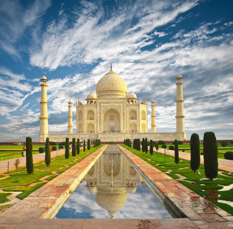 Taj Mahal Tour Delhi Agra Amp Jaipur Package Zicasso