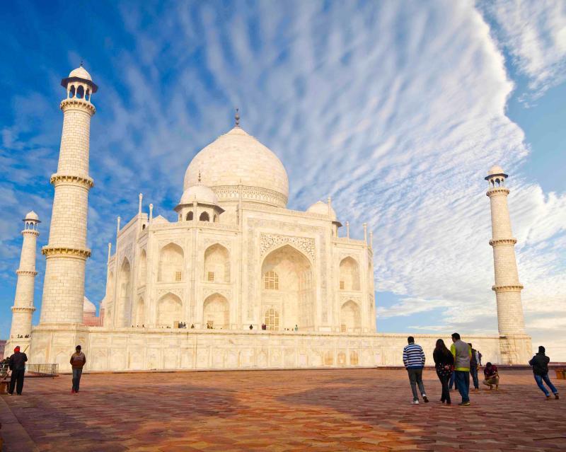 Taj Mahal Tours From Jaipur