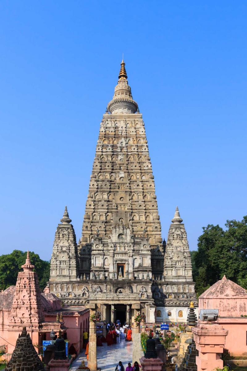 Varanasi the buddhist pilgrimage
