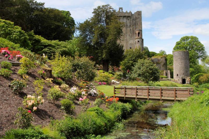 Blarney castle weddings
