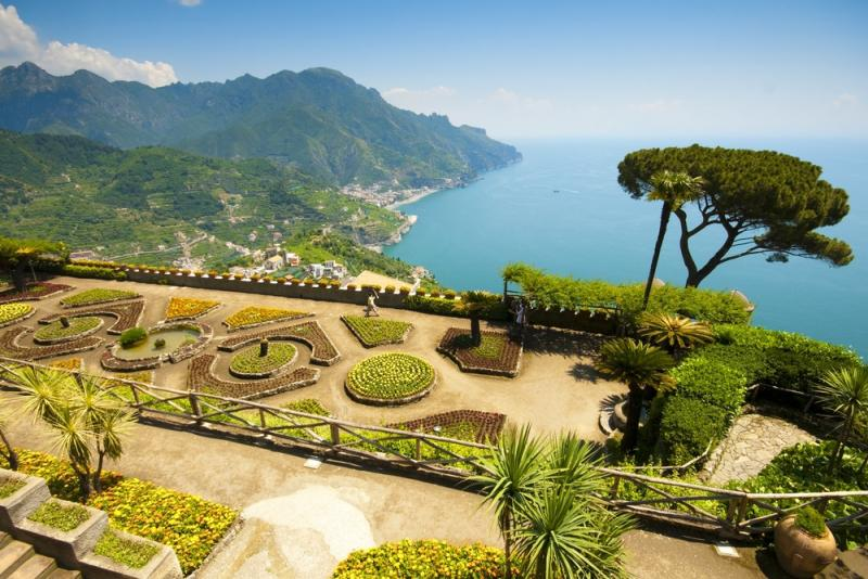 Amazing Italy Tour To Amalfi Coast Capri Positano And