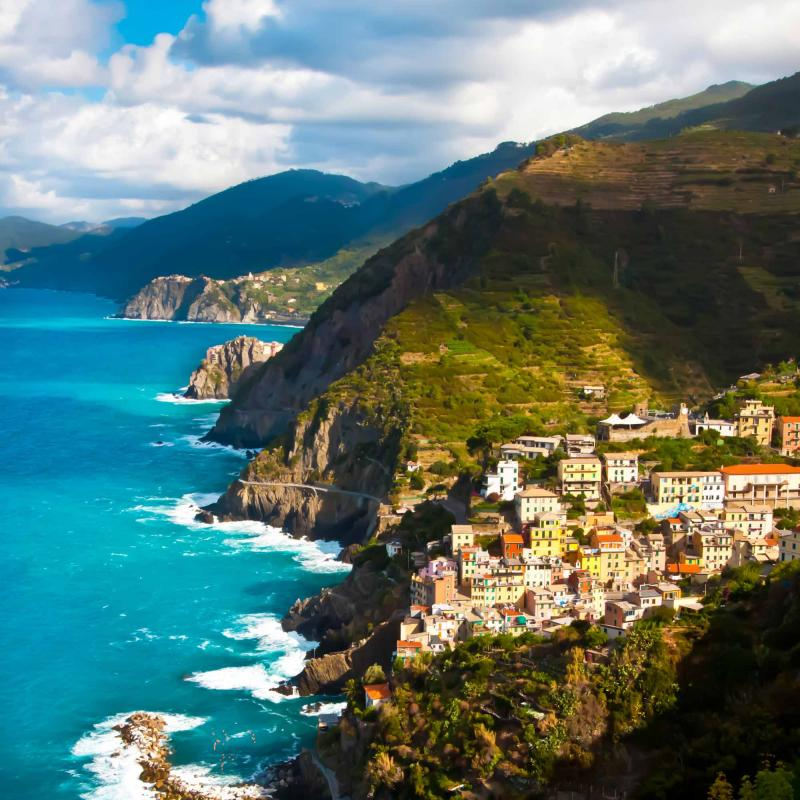 Cliffs Vistas Canals Beauty Of Rome Cinque Terre Venice Tour
