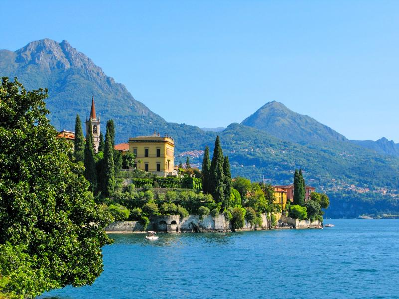 Luxury Hotels Italian Lakes