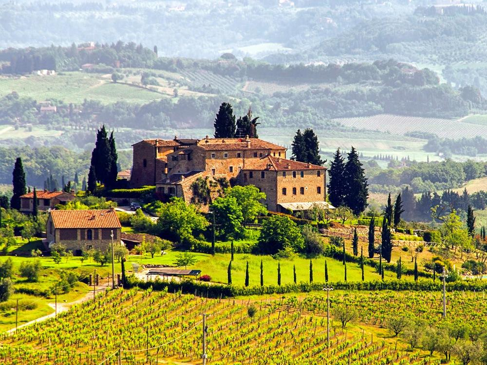 Italy vacation tour discovering its heart soul zicasso for Is florence in tuscany
