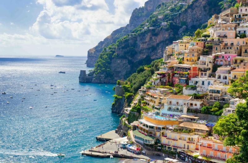 Luxuries of puglia to amalfi coast tour zicasso for Italia amalfi