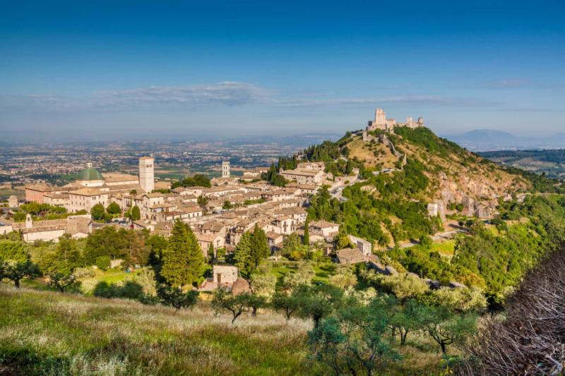 Private Tours From Rome To Assisi