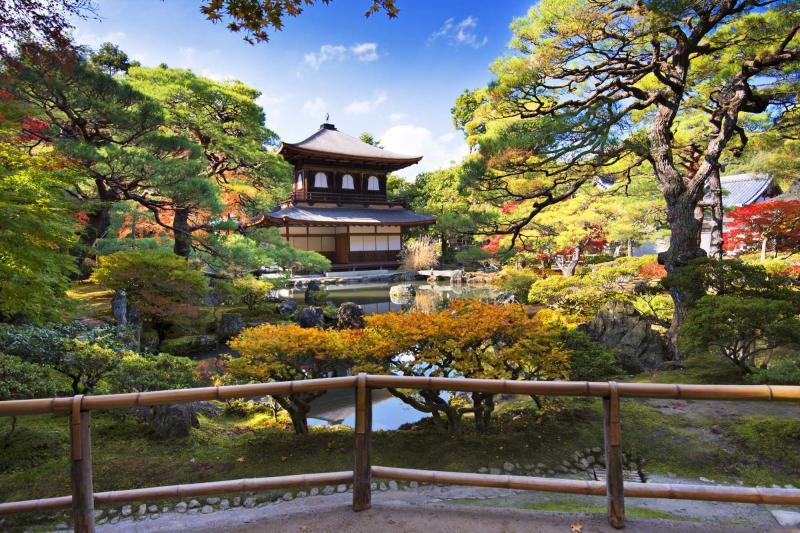 Japanese Garden Design Kyoto
