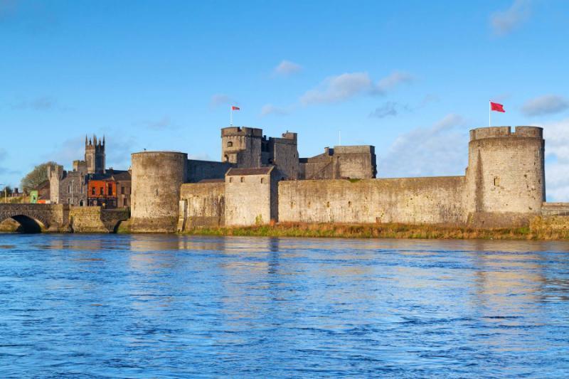 Ireland Christmas Vacation