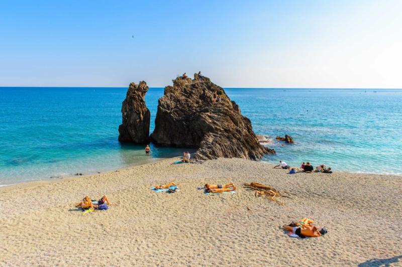 Trekking The Italian Riviera Tour Treasured Trails Of