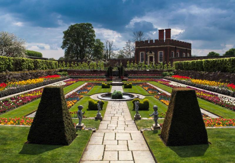 Roses In Garden: Ten Days Six Wives: The Henry VIII England Tour