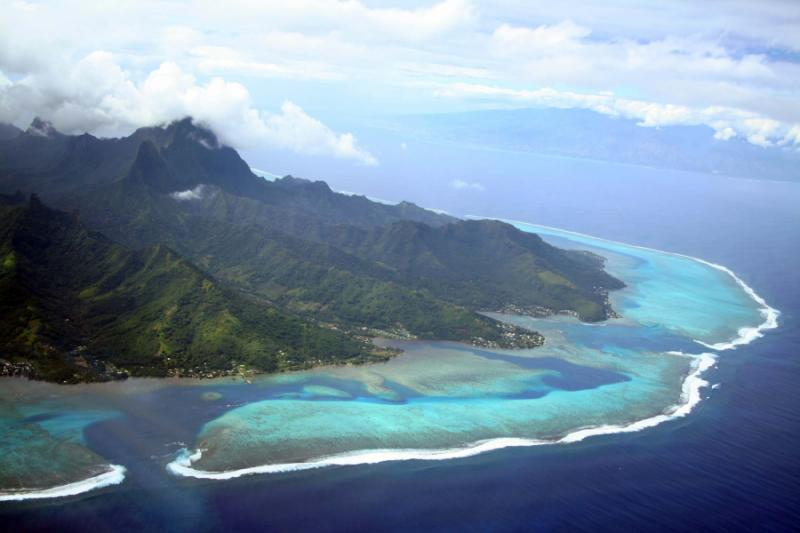 Hiking And Mountain Climbing In Bora Bora An Excursion