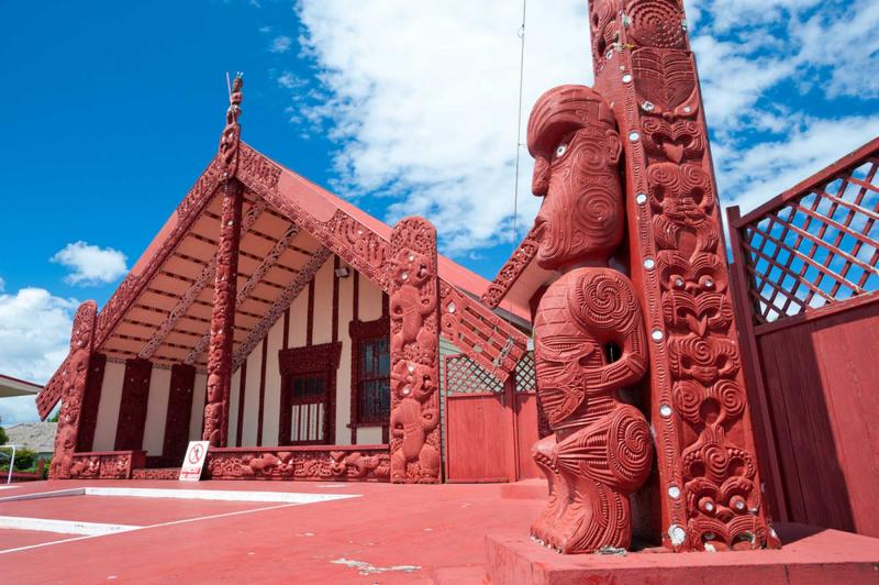Maori Religion: New Zealand Alpine Vacation From Nature To Culture