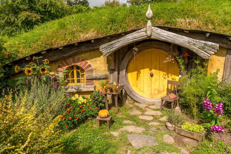 New Zealland Hobbit Homes For Sale