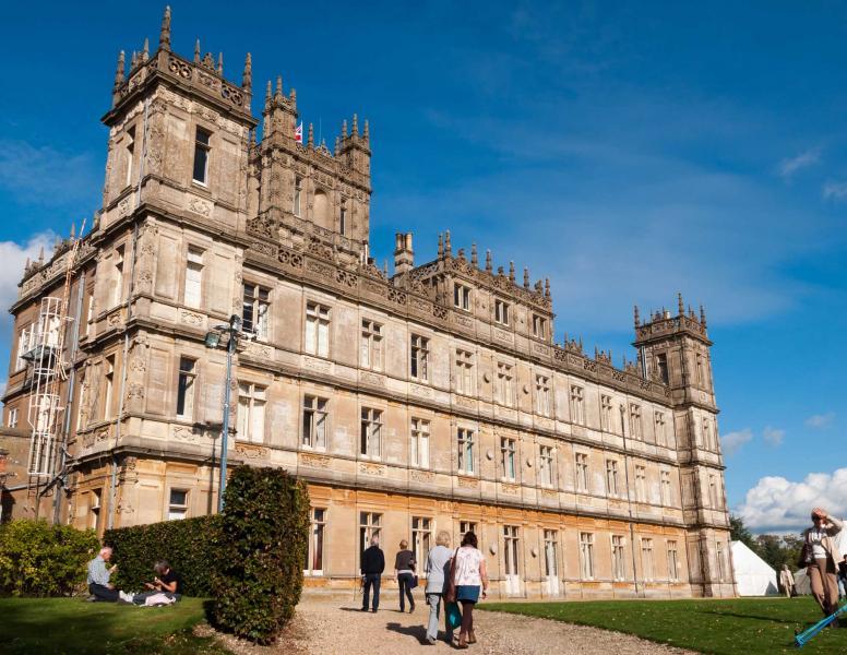 Downton Abbey Season 4 Tour | Highclere Castle Tour | Zicasso