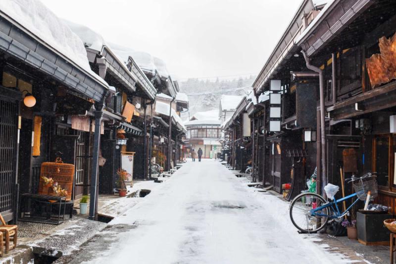 Japan Winter Photo Tour