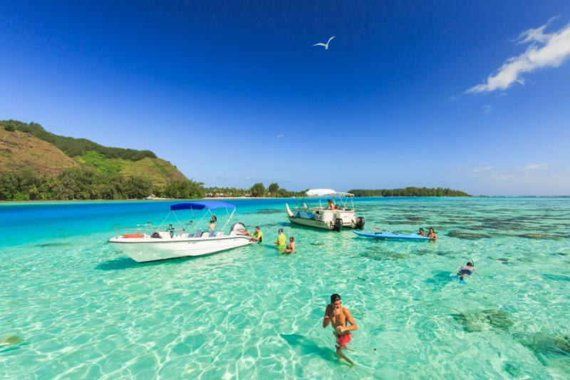 Island Hopping Vacation In The French Polynesian Islands