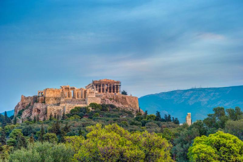Best Greece Family Vacation 2017: Athens, Santorini, Crete ...