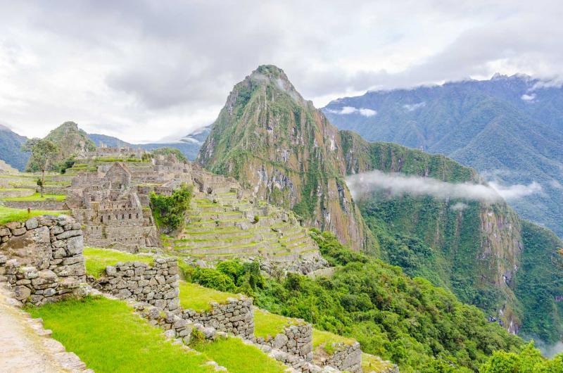 Day Tour Of Peru