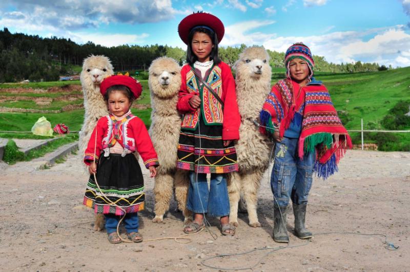 Indigenous peoples in Peru