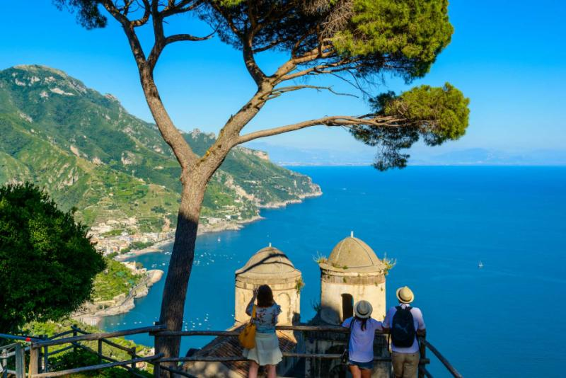 Bay Of Naples Amp Amalfi Coast Vacation For Families With
