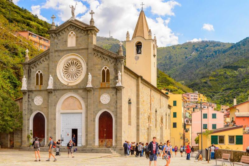 Trekking The Italian Riviera Tour Treasured Trails Of
