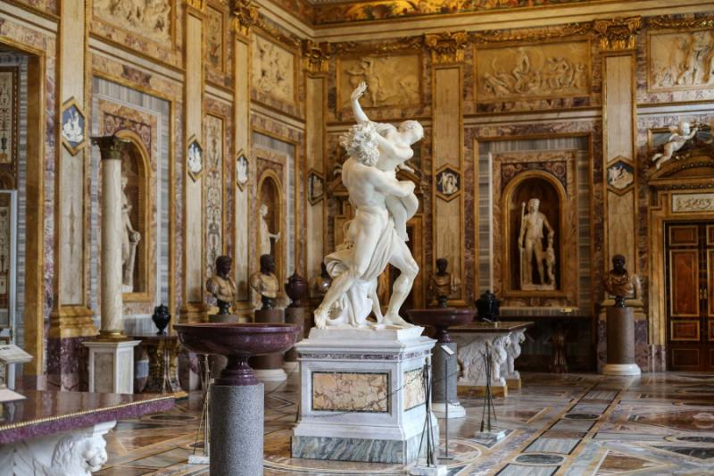 Grand tour of italy s baroque art architectural history for Baroque italien