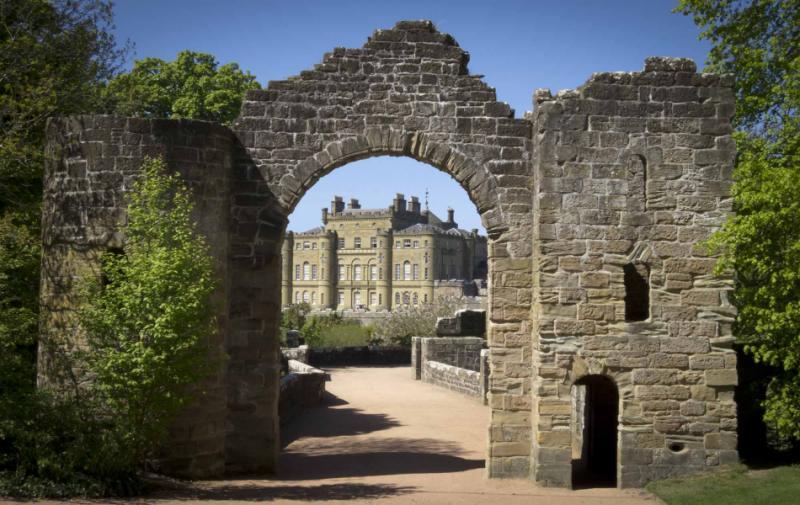 golf  castles  u0026 gardens tour of scotland  st andrews