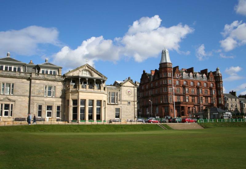 Golf Castles Amp Gardens Tour Of Scotland St Andrews Gleneagles Amp Turnberry Zicasso
