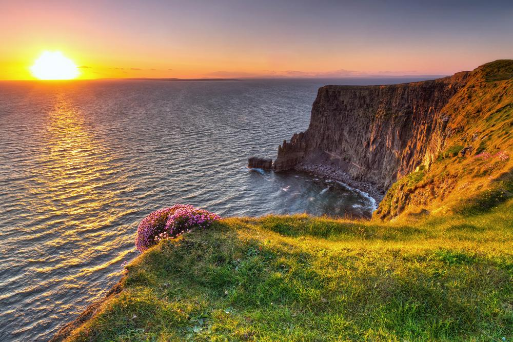 loch ness whisky trail ireland tour scotland irlande moher cliffs sunset nature clare county