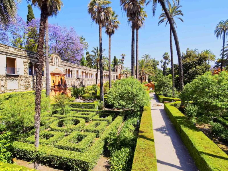 Gardens, Gastronomy, and Culture of Andalucia Tour: Highlights of ...