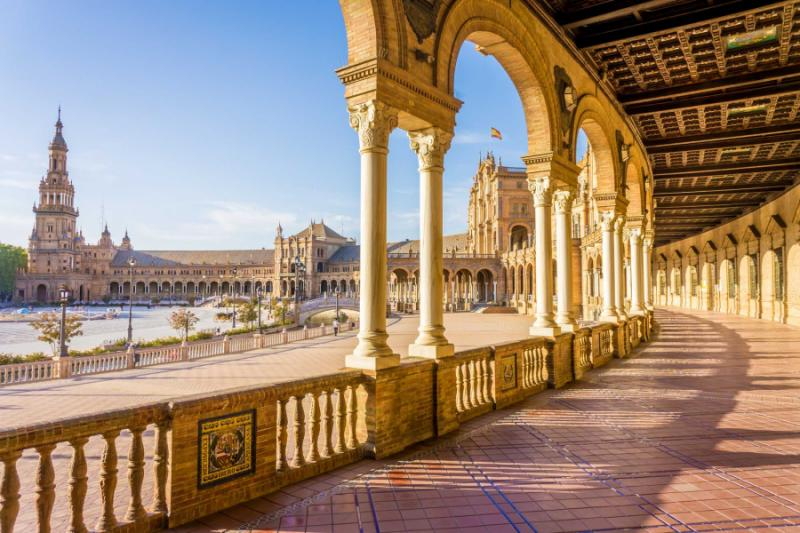exploring the golden triangle of andalucia wonders of morocco tour