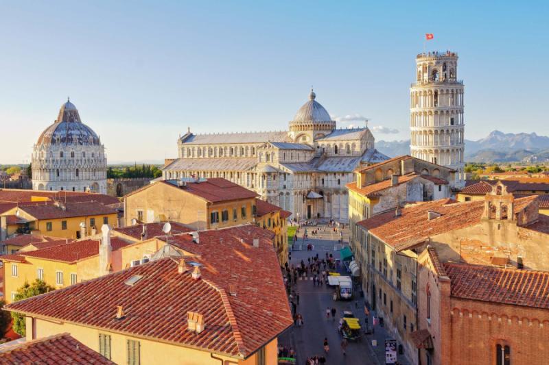 Grand Hotel Duomo Pise