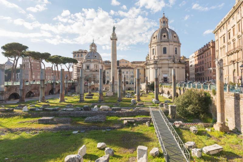 Discover Ancient History And Classic Scenery Of Rome Amp Amalfi Coast Tour Zicasso