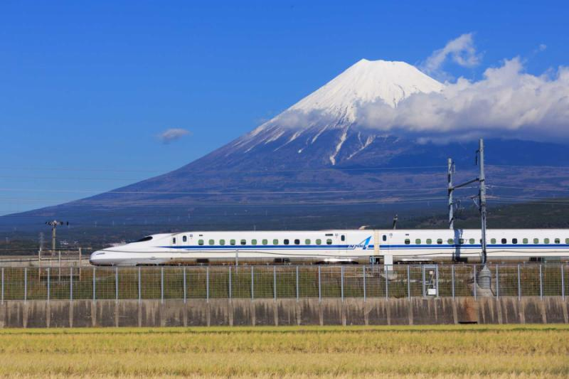 Japan Train Travel Site