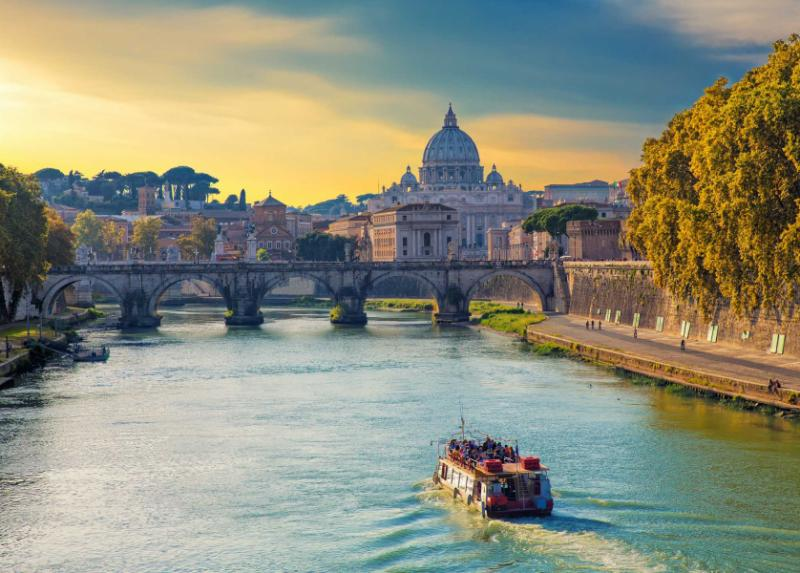 Highlights And Hidden Treasures Of Italy Tour: Rome