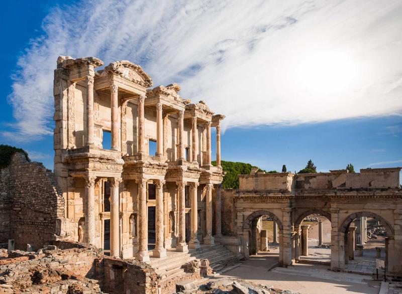 Day Tour Of Cappadocia Pamukkale And Ephesus