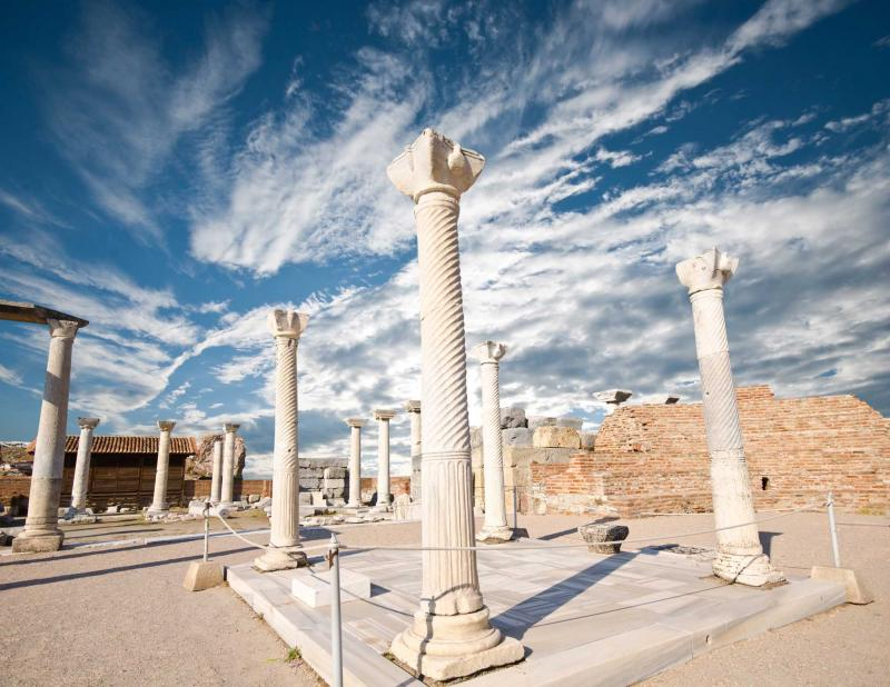 In The Footsteps Of Apostle Paul A Pilgrimage Tour Across