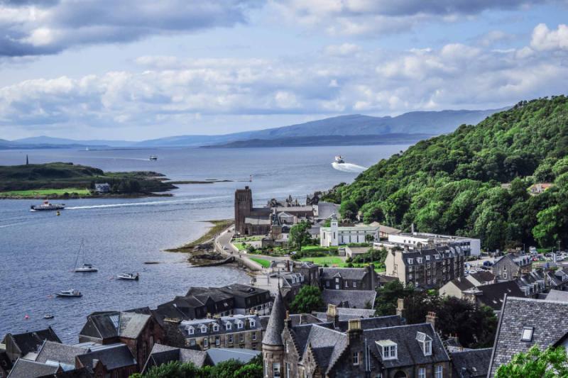 Adventurous Scottish Sea Tour: Oban & Glasgow | Zicasso